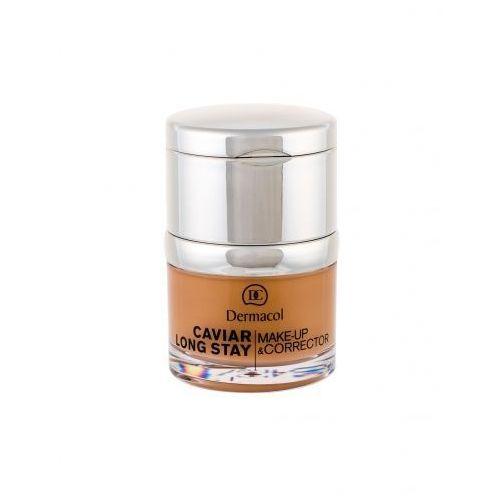 Dermacol caviar long stay make-up & corrector podkład 30 ml dla kobiet 5 cappuccino - Świetna cena