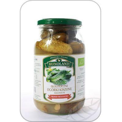 Przetwory warzywne i owocowe Runoland biogo.pl - tylko natura