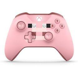 xbox one wireless controller minecraft pig wl3-00053 marki Microsoft