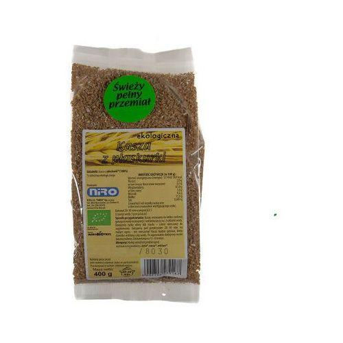 Badapak Bio kasza manna pełnoziarnista z samopszy 400g 1 szt - Super oferta