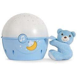 Chicco Projektor na łóżeczko niebieski, 01639