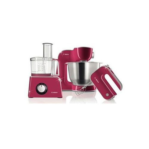 Bosch Robot kuchenny mcm 42024 (800w / różowy)