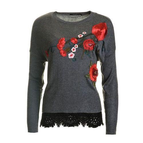 Desigual sweter damski Rosalia M szary