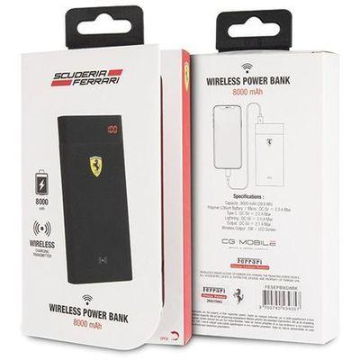Powerbanki Ferrari