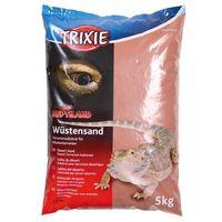 Trixie piasek pustynny do terrariów 5 kg czerwony - darmowa dostawa od 95 zł! (4011905761329)