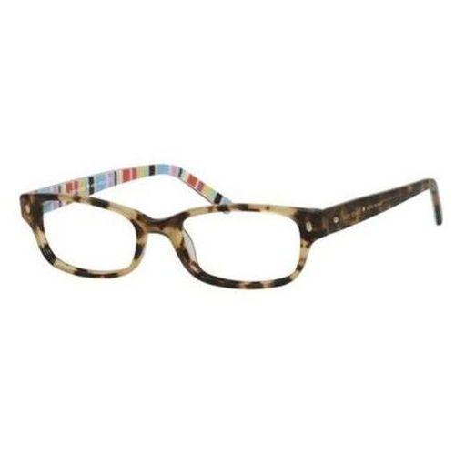 Kate spade Okulary korekcyjne lucyann 0w40 00