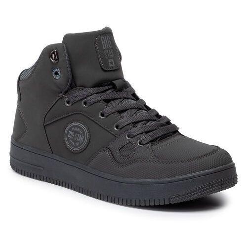 Sneakersy BIG STAR - EE174435 Grey, w 5 rozmiarach
