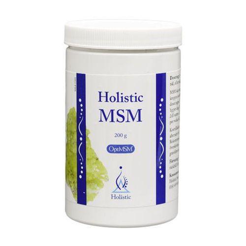 Msm optimsm metylosulfometan suplement diety 200g Holistic