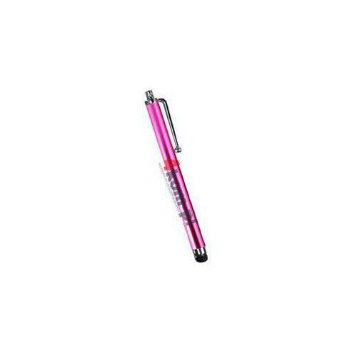 Rysik pojemnościowy do telefonów i tabletów Stylus Pen - Różowy