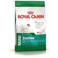 mini junior 4kg marki Royal canin