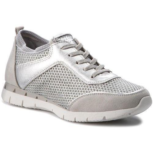 Sneakersy - 2-23723-20 silver comb 948, Marco tozzi, 36-39