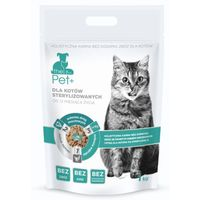 The Pet+ sterilised cat 1kg (8595237016877)