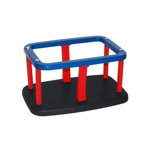 siedzisko kubełkowe - czarny marki Gigi toys