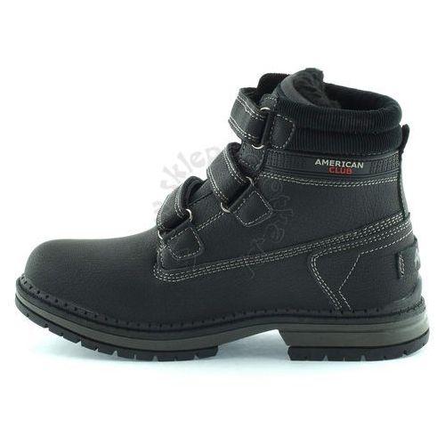 3fb984288882e ▷ Młodzieżowe buty zimowe 8610085v (American Club) - ceny,rabaty ...