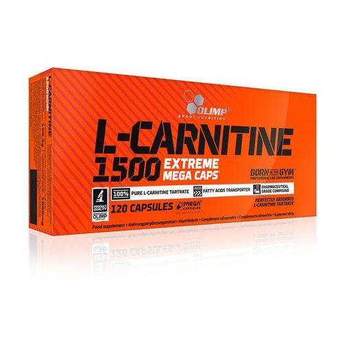 Olimp L-karnityna - l-carnitine 1500 extreme mega caps