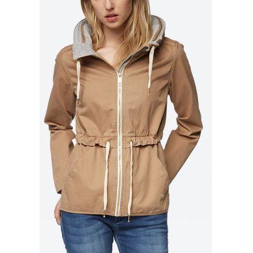 kurtka BENCH - Casual Cotton Khaki Beige (ST080) rozmiar: XL, bawełna