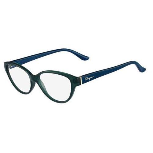 Okulary Korekcyjne Salvatore Ferragamo SF 2688 302