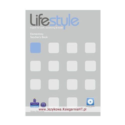 Lifestyle Elementary. Książka Nauczyciela + Test Master CD-ROM (2013)