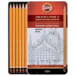 Ołówki i wkłady  Koh-I-Nor biurowe-zakupy