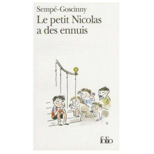 Le petit Nicolas a des ennuis (9782070392612)