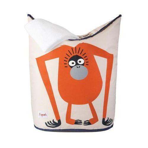 Pojemnik na pranie 3 sprouts orangutan, 3SLHOR