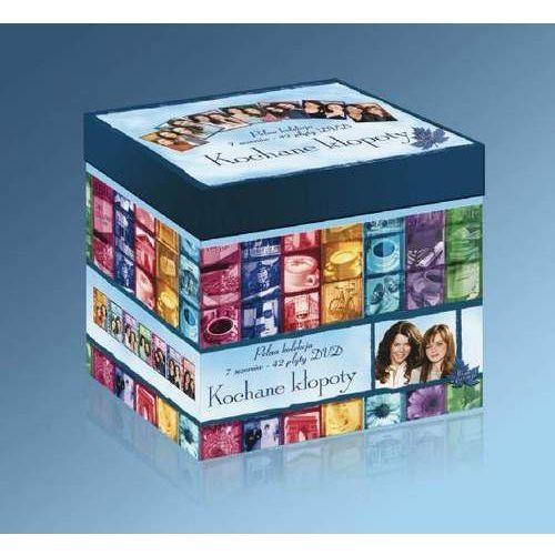 Galapagos films Kochane kłopoty, pełna kolekcja (42 dvd) (płyta dvd) (7321912202621)