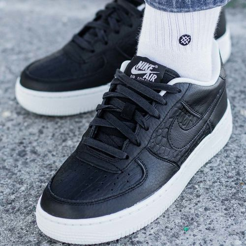 Nike Air Force 1 szare Pepper.pl