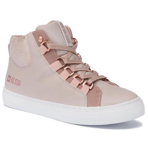 Sneakersy - ee274235 lt.pink marki Big star