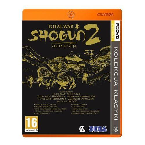 Sega Shogun 2 total war