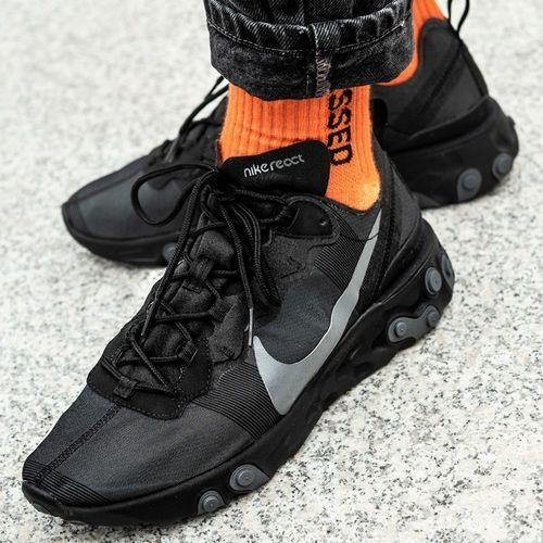 Buty treningowe męskie react element 55 (bq6166-008) marki Nike