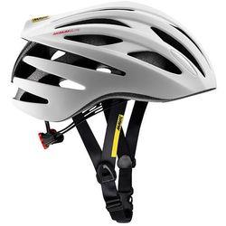 aksium elite kask rowerowy biały 51-56 cm 2019 kaski szosowe marki Mavic