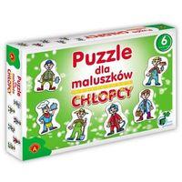 Alexander Puzzle dla maluszków chłopcy (5906018005387)