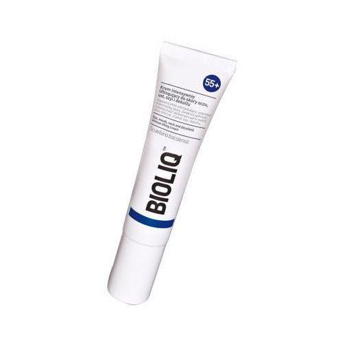 Aflofarm Bioliq 55+ krem intensywnie liftingujący do skóry oczu, szyi i dekoltu 30ml