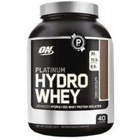OPTIMUM NUTRITION Platinum Hydrowhey - Wanilia 1600 g - Waniliowy (5060245601498)