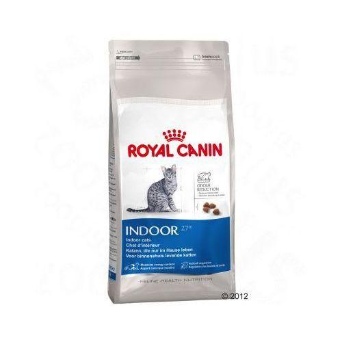 Royal canin Karma cat food indoor 27 dry mix 10kg - 3182550706940 (3182550706940)