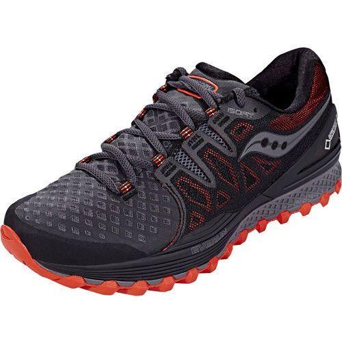 d8f8630afbdb2b Saucony xodus iso 2 gtx buty do biegania mężczyźni szary us 9   eu 42,