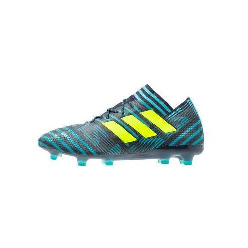 Adidas Performance NEMEZIZ 17.1 FG Korki Lanki legend ink/solar yellow/energy blue