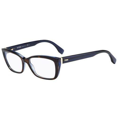 Okulary korekcyjne ff 0003 micrologo 7oy Fendi