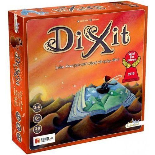 Dixit, gra towarzyska + zakładka do książki GRATIS, 5_516683