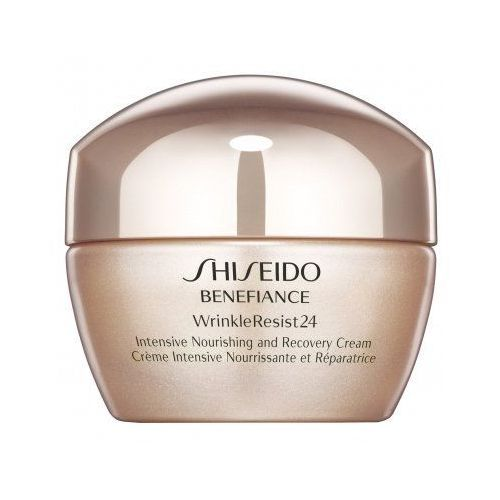 Benefiance wrinkle resist 24 intensive nourishing & recovery cream (w) krem do twarzy 50ml Shiseido