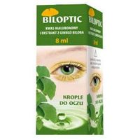 Biloptic Krople do oczu 8ml