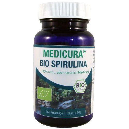 Tabletki Spirulina BIO (Medicura) 60g 150 tabl