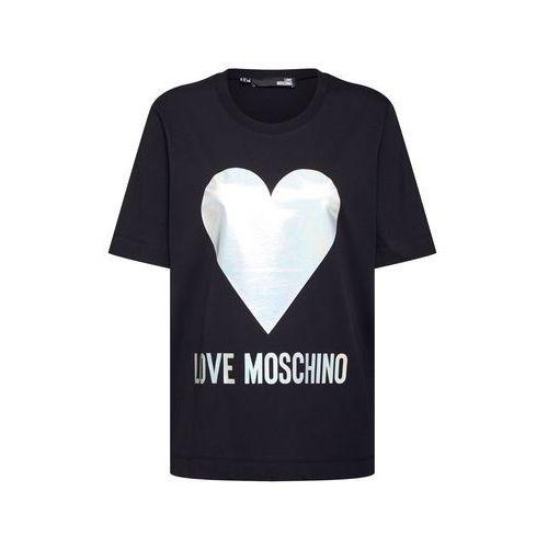 Love Moschino Koszulka 'MAGLIETTA' czarny, w 4 rozmiarach