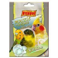 Vitapol vitaline muszle i wapno dla ptaków 50g