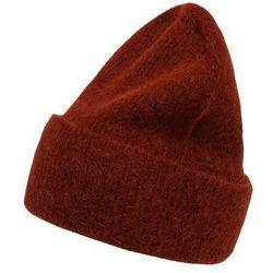 czapka 'josefine' ciemnoczerwony marki Pieces
