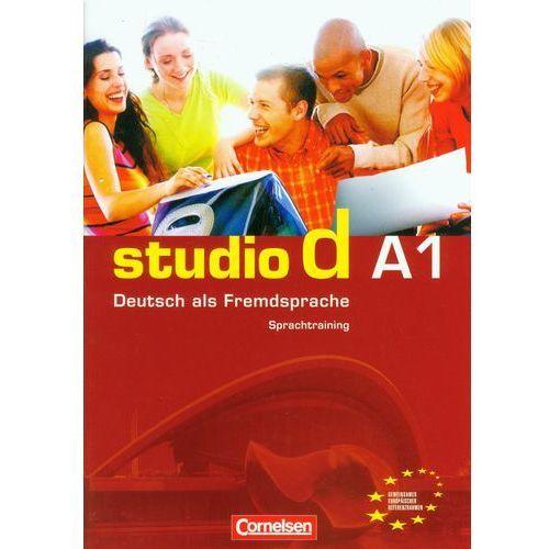 Studio d A1Język niemiecki Sprachtraining (9783464207086)