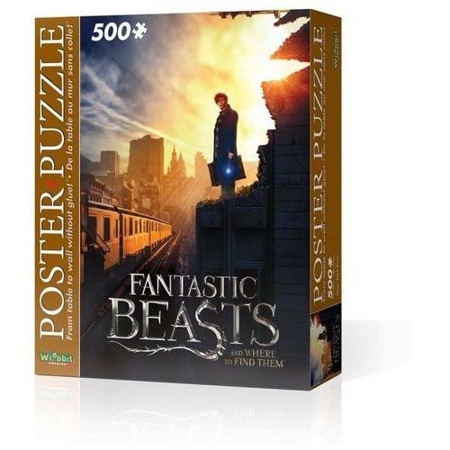 Wrebbit Poster Puzzle Fantastic Beasts and where to find them, 5_604577