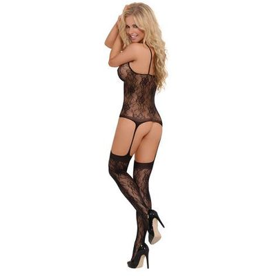 Bodystocking SoftLine Collection Świat Bielizny