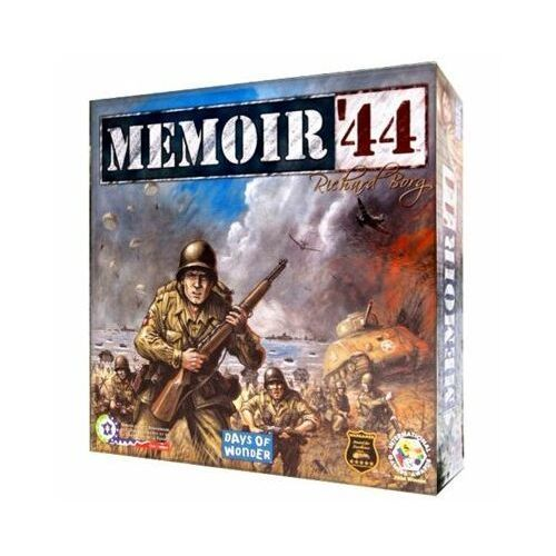 Gra Memoir 44 (Instrukcja PL) (9790975277330)