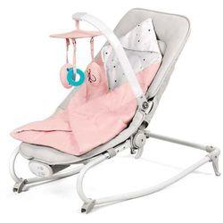 Leżaczek felio różowy + darmowy transport! marki Kinderkraft